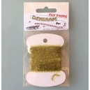 CHENILLE CHRYSTAL OLIVE