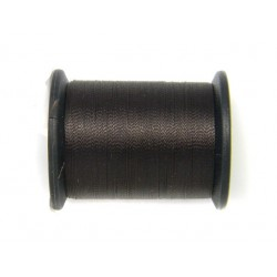 UNI - THREAD 2/0 POLY II  DARK BROWN