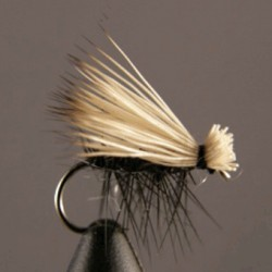 ELK HAIR BLACK