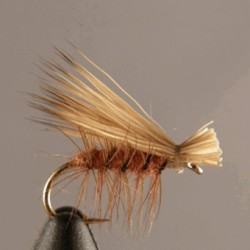 ELK HAIR BROWN