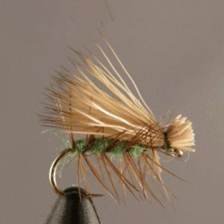 ELK HAIR GREEN