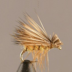 ELK HAIR YELLOW
